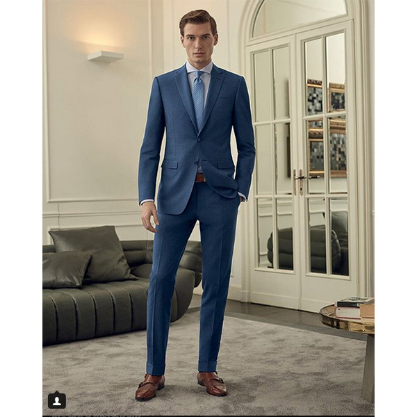 Men\'s suits, casual and formalwear, Made in Italy | Canali