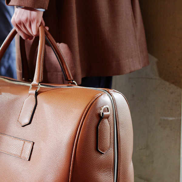 Burnt Sienna bag