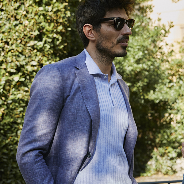 35bad403b4e062 @Canali1934 • @andresvelencoso @mathiaslefevre and @thesuitleague wearing  #CanaliSS20 at our Spring Summer Collection event during #PittiUomo.