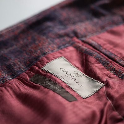 Canali STORIES OF CRAFTSMANSHIP
