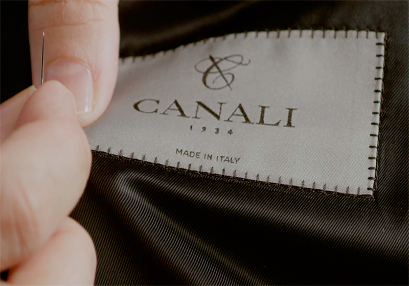 THE WORLD OF CANALI