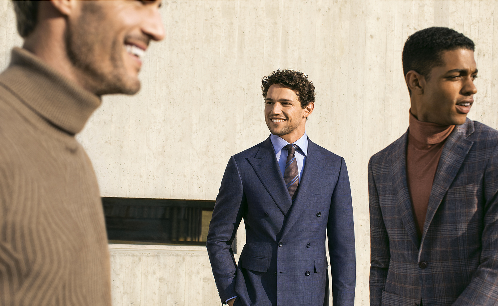Canali | Men's suits, casual and formalwear, Made in Italy