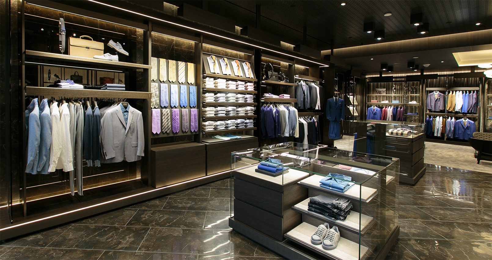 Attrayant Canali Opens A New Boutique At NorthPark In Dallas, Texas | Canali.com