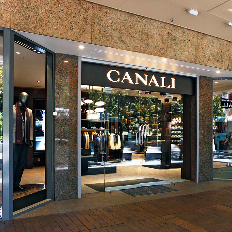 Canali Opens in Sydney