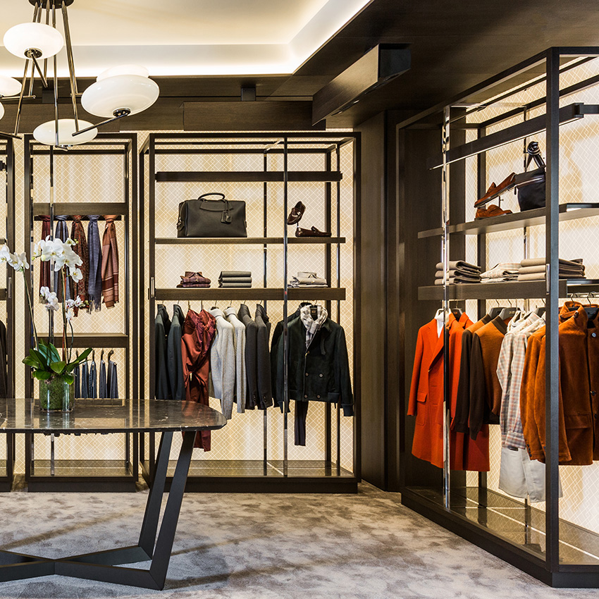 Canali Opens at River Oaks District