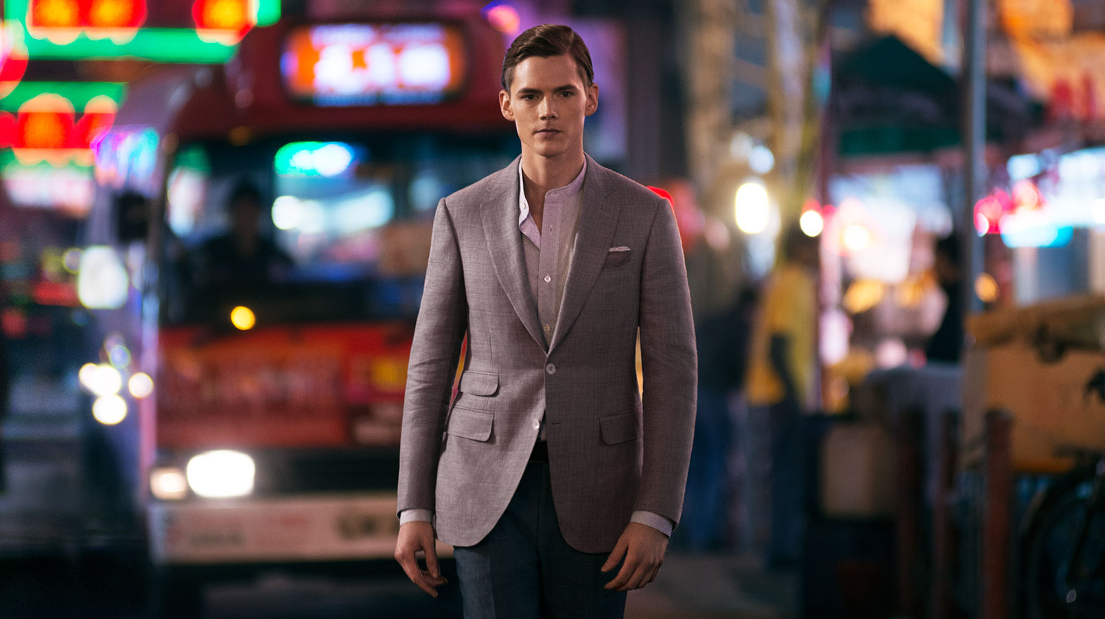Canali Style from Hong Kong